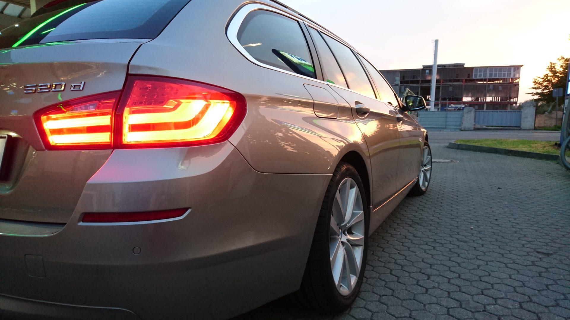 BMW F11 520d voll korrigiert durch exklusive Fahrzeugveredelung