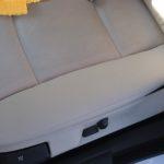 BMW F10 525xd Ledersitz Sitzwange gereinigt